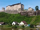 Trasa vám nabídne nejen fajn přírodu, ale i památky, například Český Šternberk.