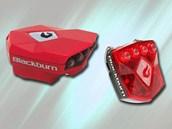 Přední a zadní světlo Blackburn Flea USB. Malé, výkoné a dobíjet se dá pomocí...