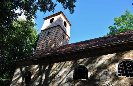 Kostel v Pelhřimovech by už nestál, nebýt nadšenců, kteří ho opravují.