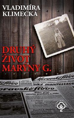 Obálka knihy Vladimíry Klimecké, která zvítězila v sedmnáctém ročníku Ceny