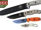 Kvalitní survival nože ESEE Knives ® vás překvapí