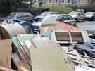 Sídliště Mojžíř v ústecké čtvrti Neštěmice patří mezi takzvané vyloučené...