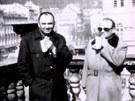 Ján Bugel v 70. letech v Karlových Varech.