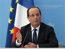 Francouzský prezident François Hollande na summitu G20 (6.září)