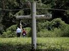 Na hřbitově chlapecké školy v Marianně se tyčí 31 křížů. Experti se ale...