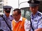 Čínský vysoce postavený úředník Jang Ta-cchaj byl odsouzen za korupci ke...
