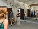 Věznice v Uherském Hradišti je přístupná jen výjimečně.