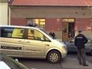 V jednom z domů v Šafářově ulici v pražské Hostivaři se odehrála brutální...