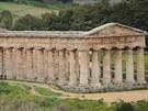 Dórský chrám v Segestě