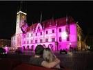 V rámci Dnů evropského dědictví je po tři večery na olomouckém Horním náměstí