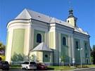 Kostel ve Městě Albrechtice