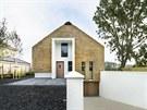 Dům na hranici mezi nizozemským městem Zoetermeer a vesnicí Benthuizen navrhl...