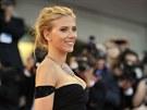 Scarlett Johanssonová (Benátky, 3. září 2013)
