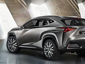 koncept Lexus LF - NX