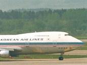 Boeing 747 HL 7442 Korean Air Lines