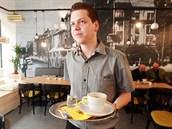 Restaurace Dobromysl na Gočárově třídě v Hradci Králové