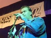 Hudební publicista Jaroslav Špulák