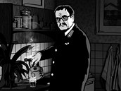 Z filmu Alois Nebel