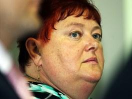 Jana Hejlová, která si vyzkoušela novou léčbu obezity.