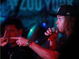 Koncert Dog Eat Dog v Praze (4. z��� 2013)