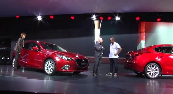 IAA 2013 - Mazda3