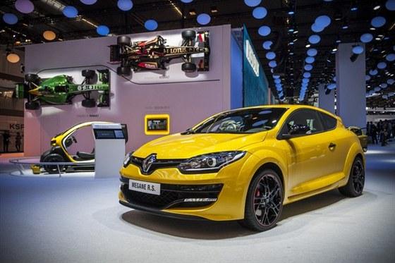 IAA 2013 - Renault zkr�lil Megane a Dacia zase Duster