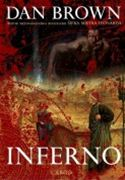 Dan Brown: Inferno (obal)