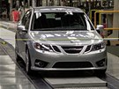 První vyrobený Saab po změně vlastníka