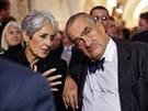 Mezi hosty na zahájení Fora 2000 byli mimo jiné bývalý ministr zahraničí a...