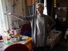 Tady se bydlí dobře, říká paní Jarmila na adresu Čujkovova 40.