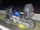 Nehoda tří aut, motorky a autobusu zastavila provoz na hlavním tahu ze Znojma...