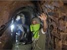 Egyptští vojáci zaplavili tunel mezi Sinajským poloostrovem a Pásmem Gazy