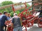 Historick� ko�sk� st��ka�ka Sboru dobrovoln�ch hasi�� Cholupice
