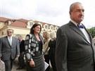 Karel Schwarzenberg, Helena Langšádlová a Miroslav Kalousek jdou představit...