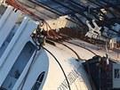 Náklady na vyzdvižení lodi už překročily 600 milionů eur, což je asi 15,4...