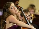 Americká violoncellistka Alisa Weilersteinová zahájila s Českou filharmonií