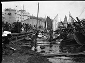Mumraj v přístavu ve Vladivostoku byl nezměrný. Václav Balcar se nalodil 19.