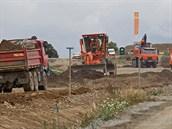 Rekonstrukce úseku Za�ovice�Ok�í�ky na krajské silnici II/405, tedy na hlavním...