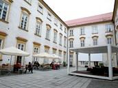 Legendární brněnská kavárna Podobrazy funguje v Moravské galerii už třináct...