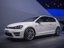 IAA 2013 - Vokswagen uk�zal vysok� rodinn� Golf