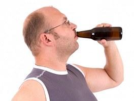 Na pivo dom�, ilustra�n� foto