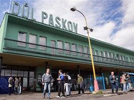 Důl Paskov - místo, o kterém se stále více hovoří, někdy hodně emotivně. (18.