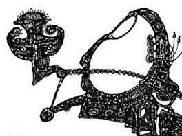 Ukázka z knihy Motýli nad propastí surrealisty Jana Kohouta