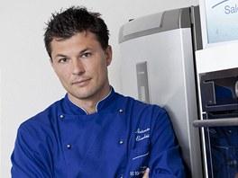 Šéfkuchař Antonín Bradáč