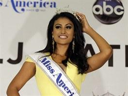 Miss America 2014 Nina Davuluri (15. září 2013)