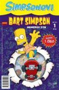 Bart Simpson (ob�lka)