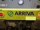 Vlak spole�nosti Arriva poprv� vyjel z Prahy do Kralup na Vltavou.