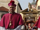 Svatov�clavsk� pou� ve Star� Boleslavi.