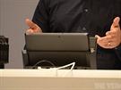 Dokovací stanici pro Surface Pro 2 ocení především nároční uživatelé.