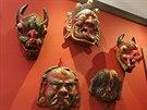 Návštěvníci výstavy Šangri-la v Olomouci mají možnost vidět desítky předmětů z...
